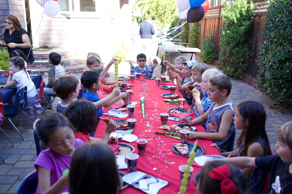 Lucas's 7th Birthday Party