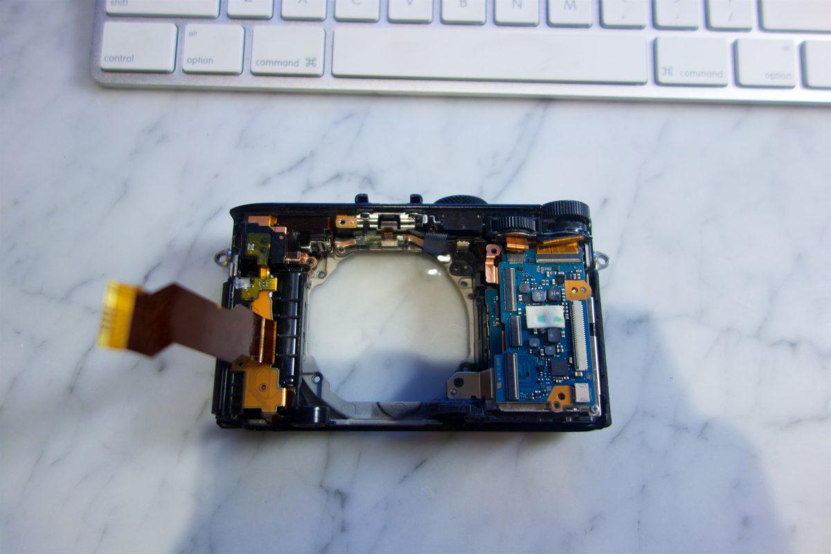 Sony RX1 Repair
