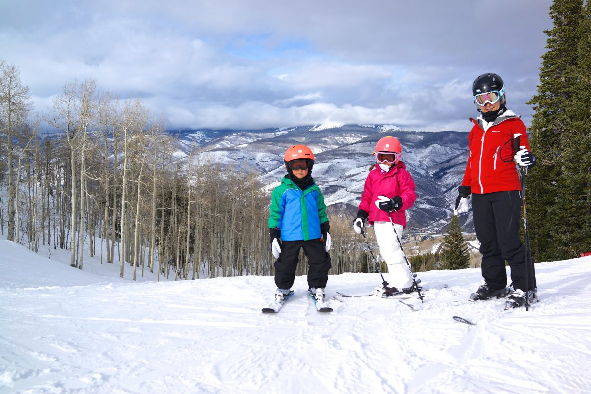 Ski Week 2016 in Beaver Creek and Vail