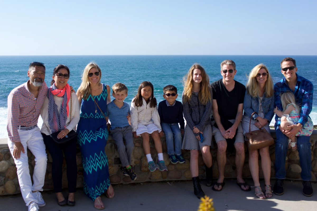 Ending Spring Break in Laguna Beach and La Jolla
