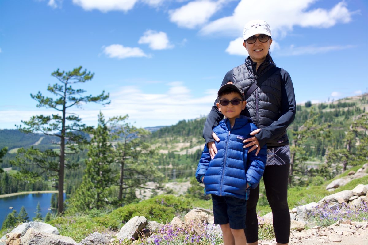 Annual Summer trip to Camp Crowther at Tahoe Donner